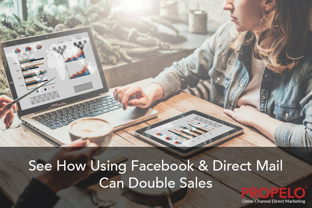 See How Using Facebook & Direct Mail Can Double Sales