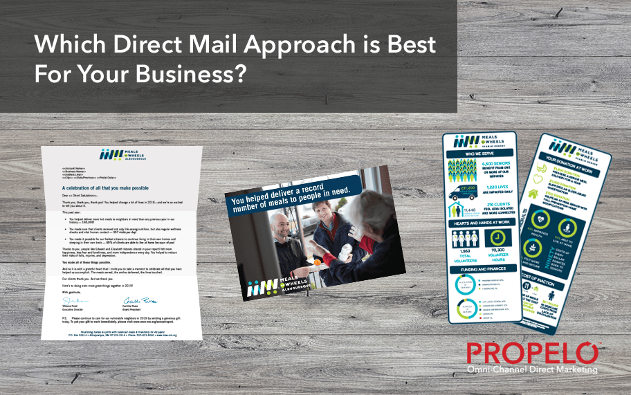 Which Printing Option is Best for Direct Mail?