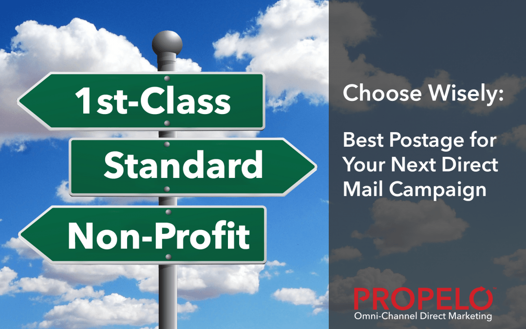 Best Postage for Your Next Direct Mail Campaign