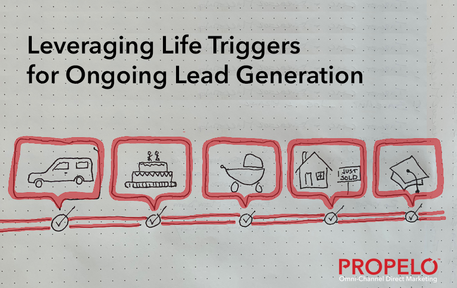 Why Life Event Triggers Should Be Part of Your Lead Generation
