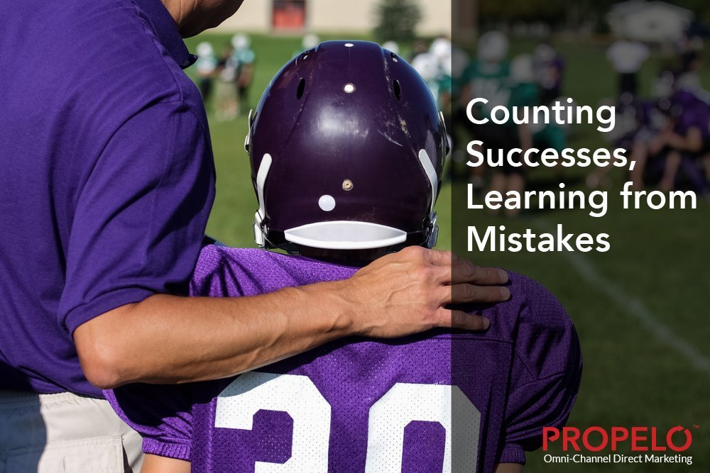 Counting Successes, Learning from Mistakes