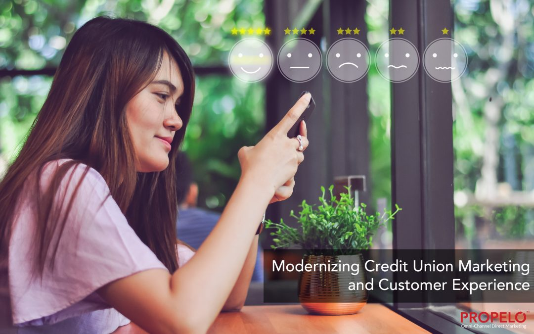 Modernizing Credit Union Marketing and Customer Experience