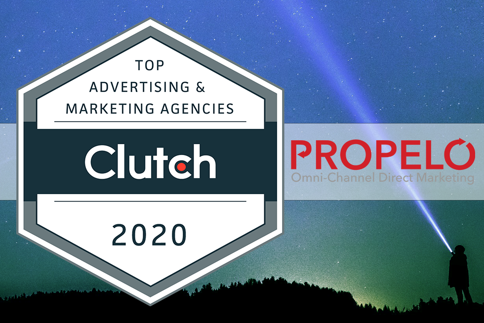 Propelo Media Rated as Top California Marketing Agency in 2020