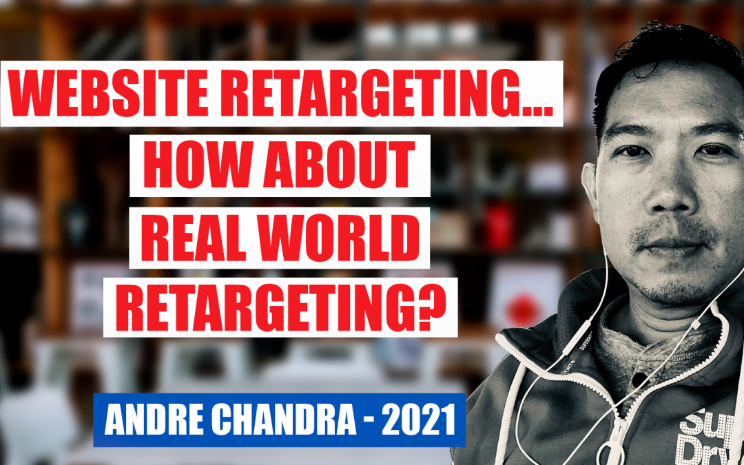 Bring Retargeting into the Real World with GeoMarketing 2.0