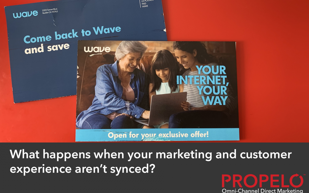 Why Marketing and Customer Experience Need to Be Synced